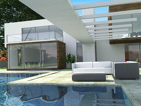 Czas budowy domu jest nie tylko ekstrawagancki ale również niesłychanie skomplikowany.